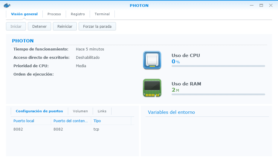docker machine vmware