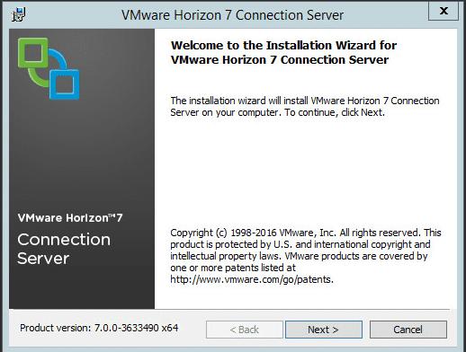install-vmware-horizon-7-3