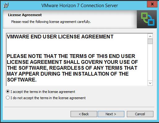 install-vmware-horizon-7-4