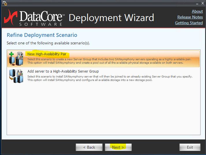 instalar-datacore-vmware-7