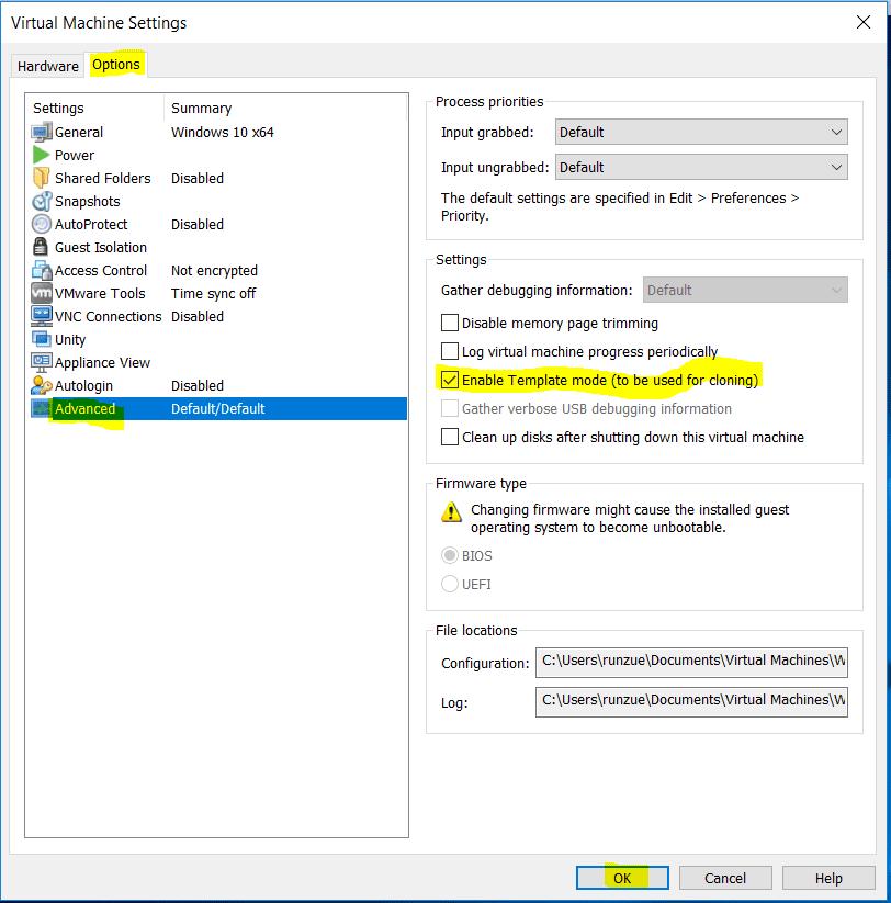 crear-linked-clone-en-vmware-workstation-14-pro-5
