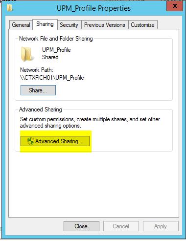 Configurar-Citrix-UPM-5