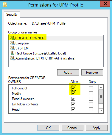 Configurar-Citrix-UPM-9B