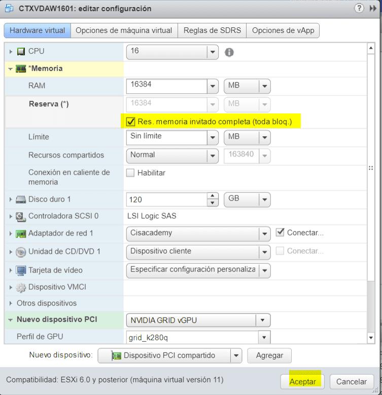Instalar-tarjeta-NVidia-VMware-vGPU-Citrix-CAD-6