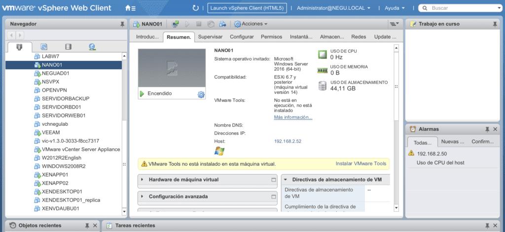 Install-VMware-Tools-core-server-2016-1