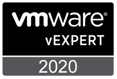 vExpert 2020 maquinas virtuales