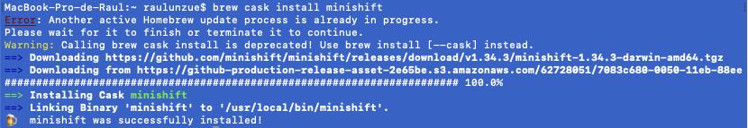 kubernetes-instalacion-minishift-2