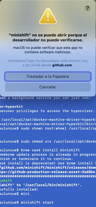 kubernetes-instalacion-minishift-3