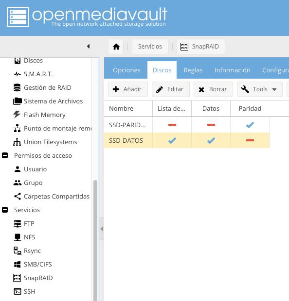openmediavault-configurar-snapraid-5