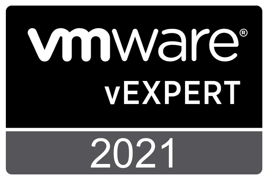 vExpert 2020 maquinas virtuales
