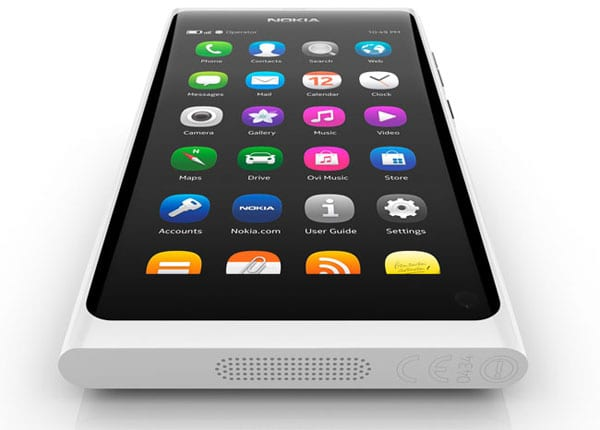 white nokia n9 Nokia N9 empieza a desaparecer de la circulación