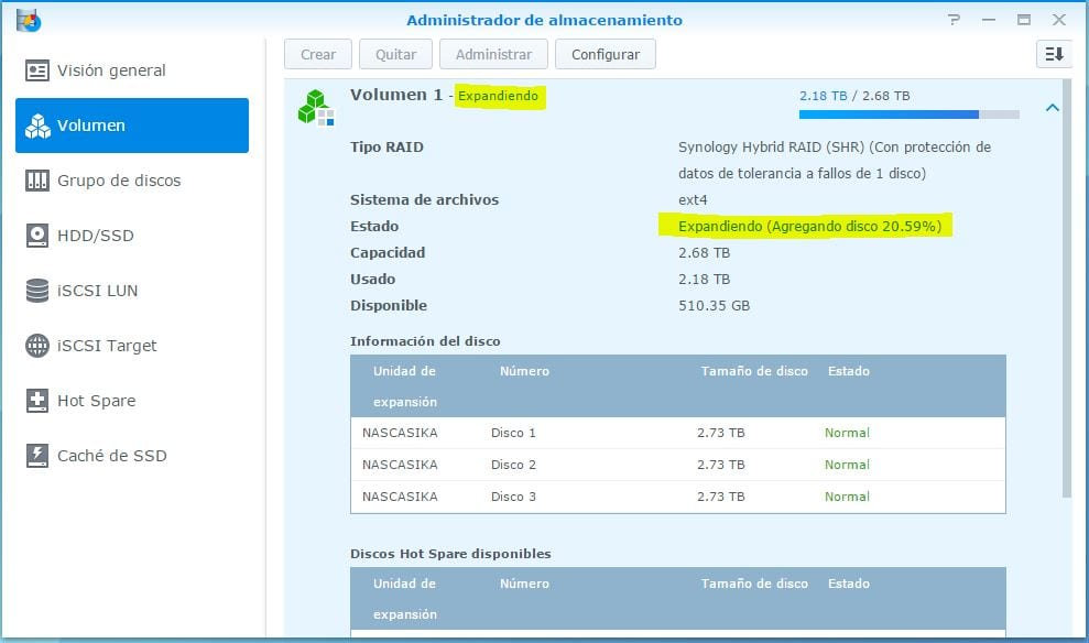 Synology-expand-volume-accelerate-1