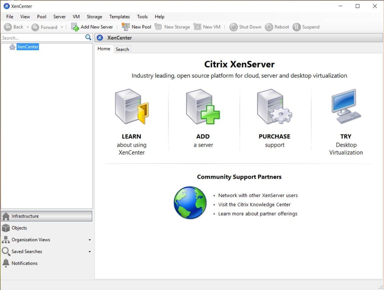 Instalar Xenserver en VMware