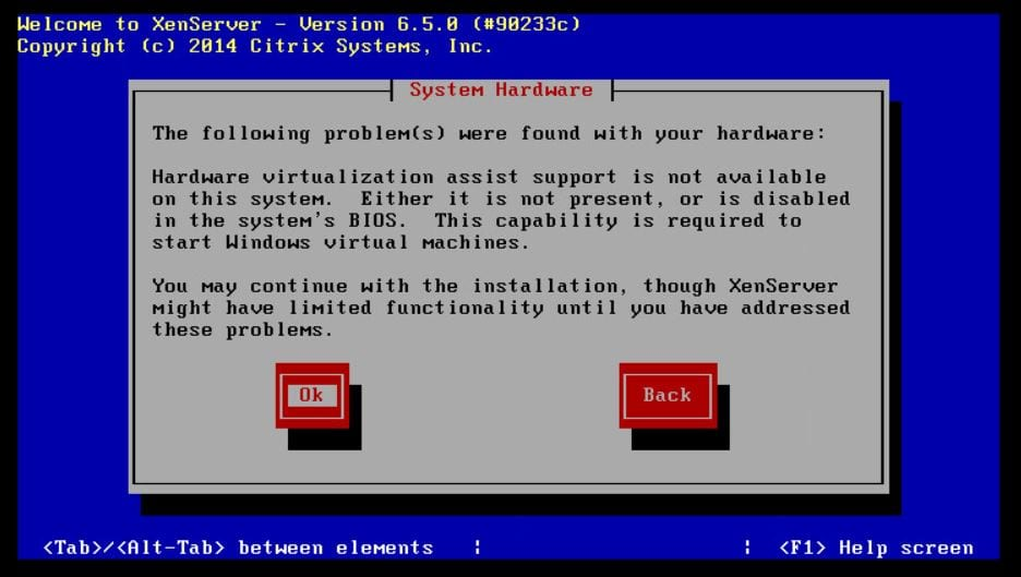 xenserver-install-vmware-5