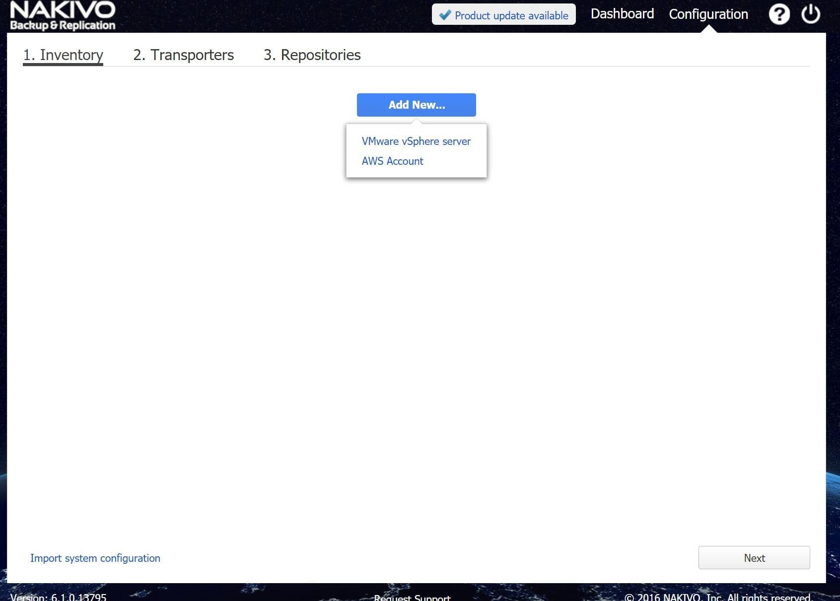 Backup Nakivo VMware Synology - Blog VMware y Citrix