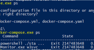 Dockerfile y Docker Compose 3