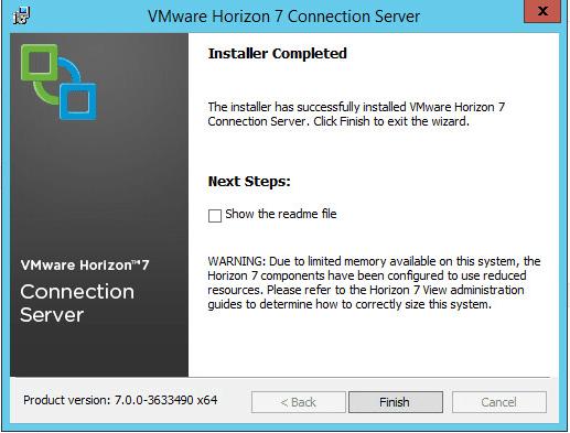 Configuración-básica-VMware-Horizon-7-9