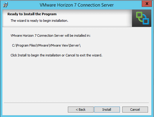 install-vmware-horizon-7-11