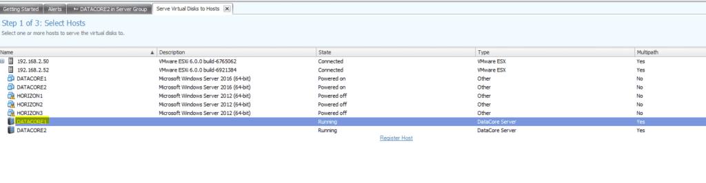 configuracion-datacore-vmware-serve-virtual-disk-to-hosts-2
