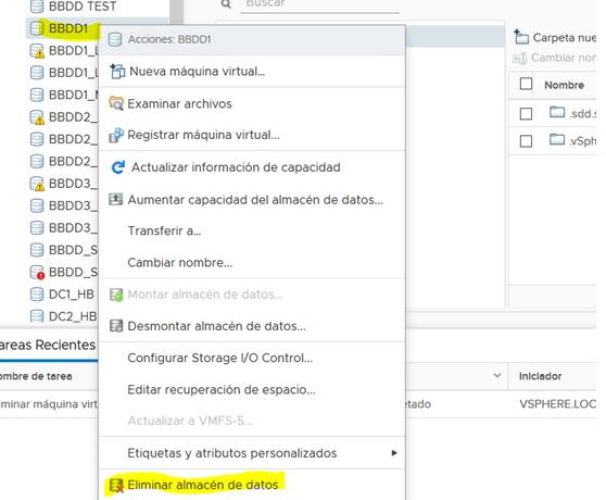 borrado-de-volumen-en-vmware-y-datacore-7