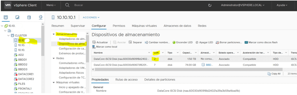 borrado-de-volumen-en-vmware-y-datacore-9
