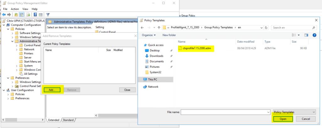 Configurar-Citrix-UPM-19