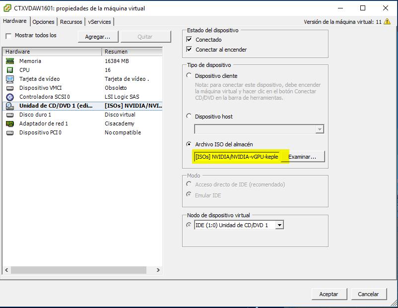 Instalar-tarjeta-NVidia-VMware-vGPU-Citrix-CAD-10