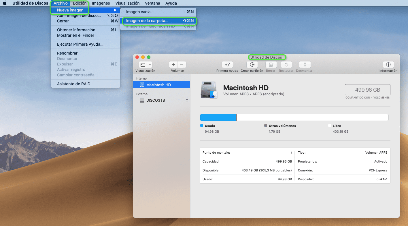 Vmware And Mojave
