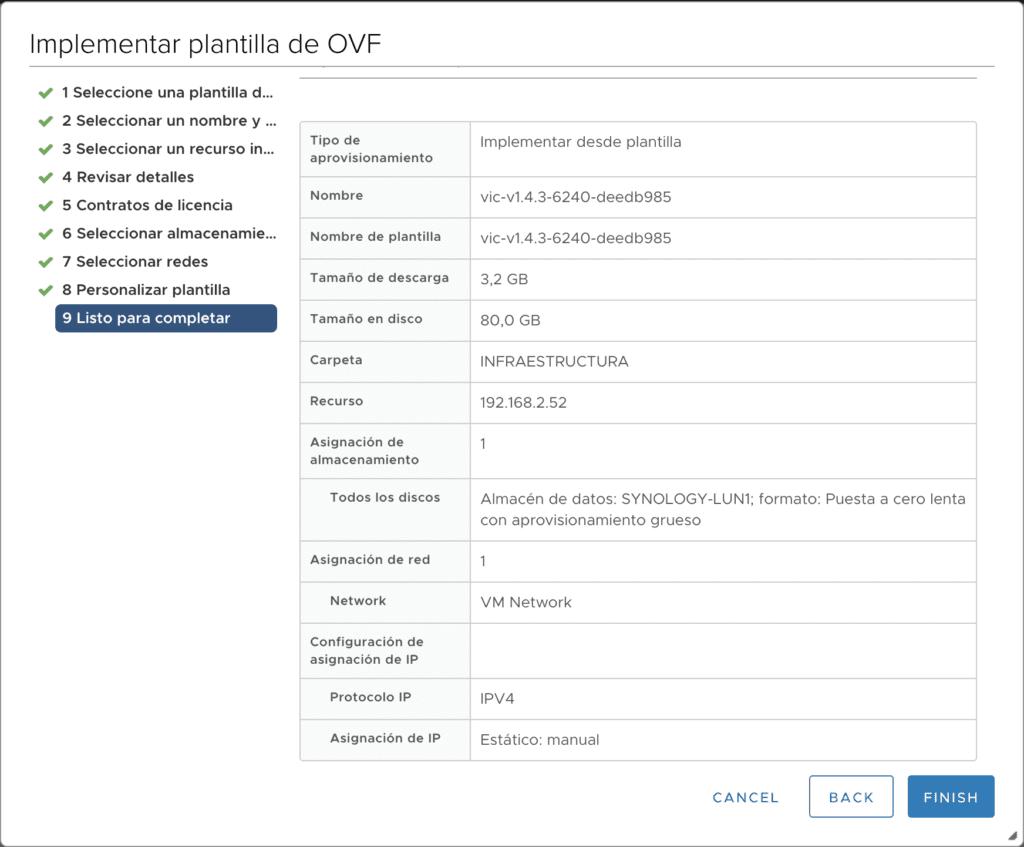 instalar-configurar-VMware-vSphere-Integrated-Containers-2