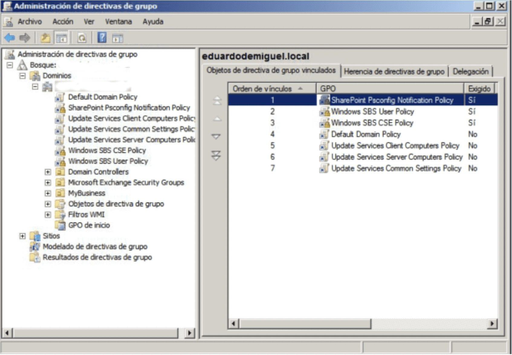 Migrar SBS 2011 a Windows Server 2016 Standard - Blog VMware