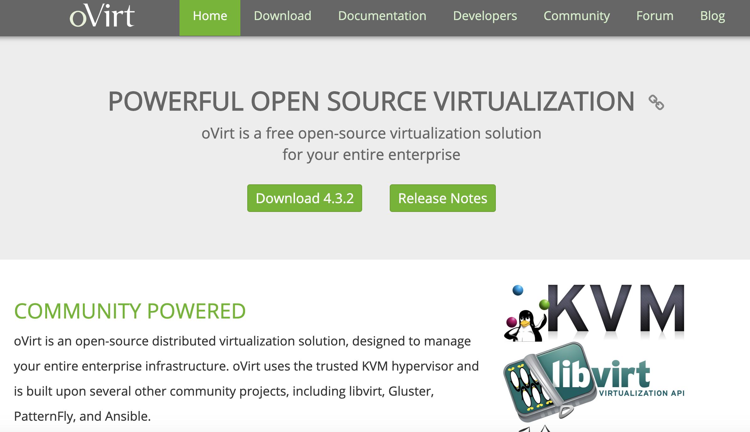 Instalación oVirt en Centos 7 - Blog VMware y Citrix