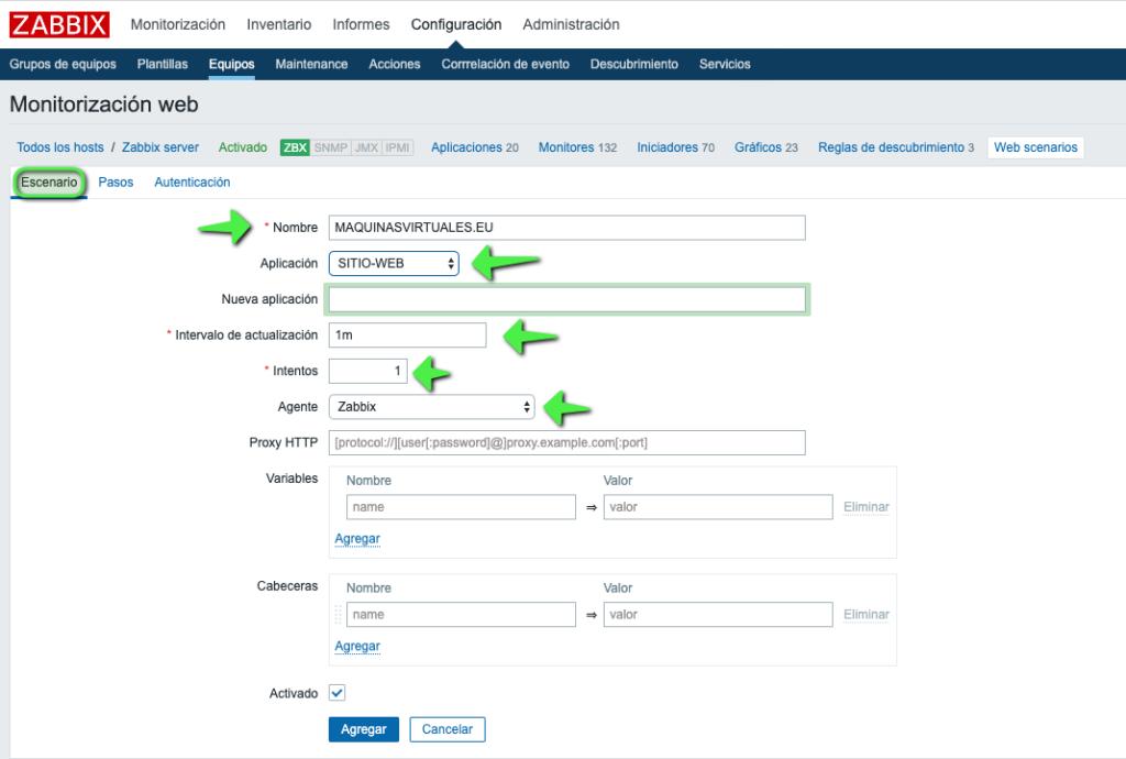 monitorizar-pagina-web-con-zabbix-7